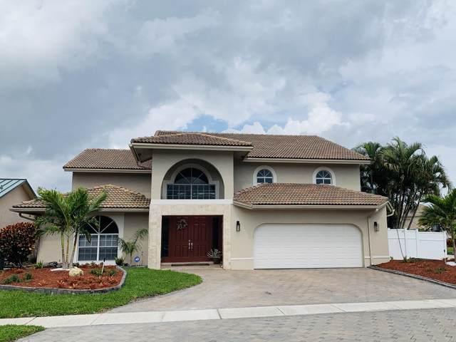 23268 Lago Mar Circle, Boca Raton, FL 33433 (#RX-10687220) :: Exit Realty Manes Group