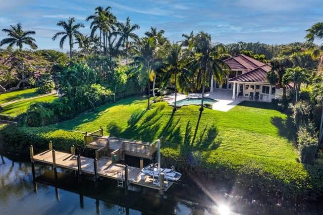 2951 Rhone Drive, Palm Beach Gardens, FL 33410 (MLS #RX-10687256) :: Laurie Finkelstein Reader Team