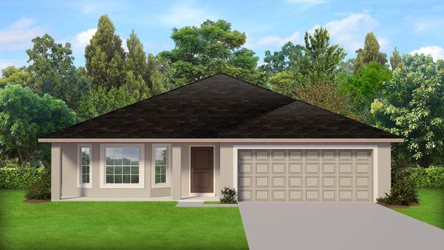 8712 Merano Ave Avenue, Fort Pierce, FL 34951 (MLS #RX-10688794) :: The Jack Coden Group