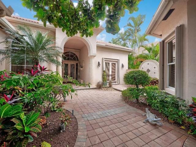 121 Vintageisle Lane, Palm Beach Gardens, FL 33418 (MLS #RX-10688980) :: The Jack Coden Group