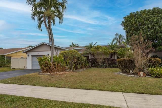 3837 NW 1st Drive, Deerfield Beach, FL 33442 (MLS #RX-10689028) :: Berkshire Hathaway HomeServices EWM Realty