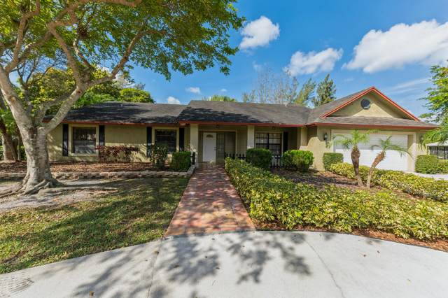 935 Whippoorwill Row, West Palm Beach, FL 33411 (MLS #RX-10689118) :: The Jack Coden Group