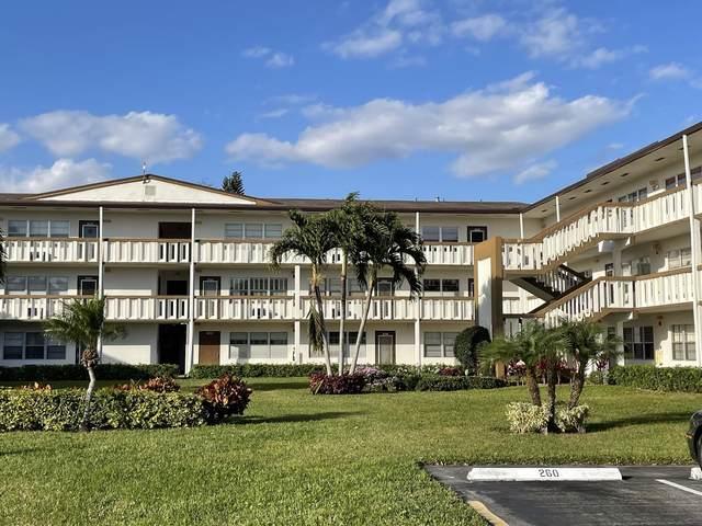 290 Mansfield G, Boca Raton, FL 33434 (MLS #RX-10689293) :: Castelli Real Estate Services
