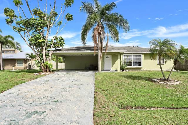 631 SE Crescent Avenue, Port Saint Lucie, FL 34984 (MLS #RX-10689814) :: Castelli Real Estate Services