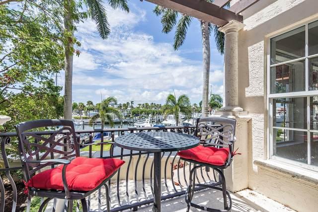 27 Marina Gardens Drive, Palm Beach Gardens, FL 33410 (MLS #RX-10690203) :: Castelli Real Estate Services