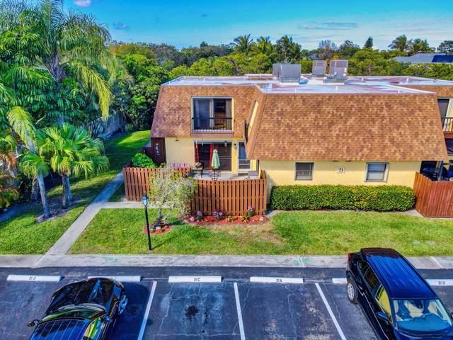 110 N Delaware Boulevard 21C, Jupiter, FL 33458 (#RX-10690496) :: Posh Properties