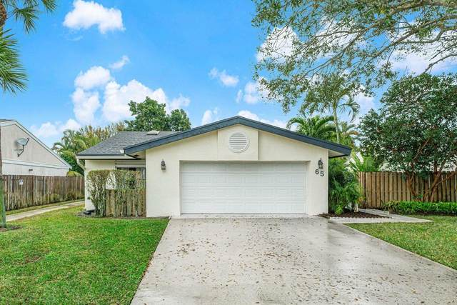 65 Baytree Circle, Boynton Beach, FL 33436 (#RX-10690536) :: Realty One Group ENGAGE