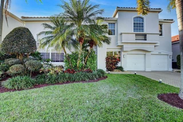 6561 Somerset Circle, Boca Raton, FL 33496 (#RX-10691007) :: Baron Real Estate