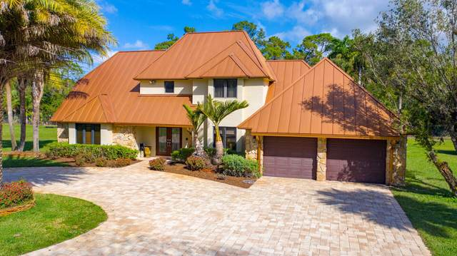 1362 E Road, Loxahatchee Groves, FL 33470 (#RX-10691046) :: Realty One Group ENGAGE