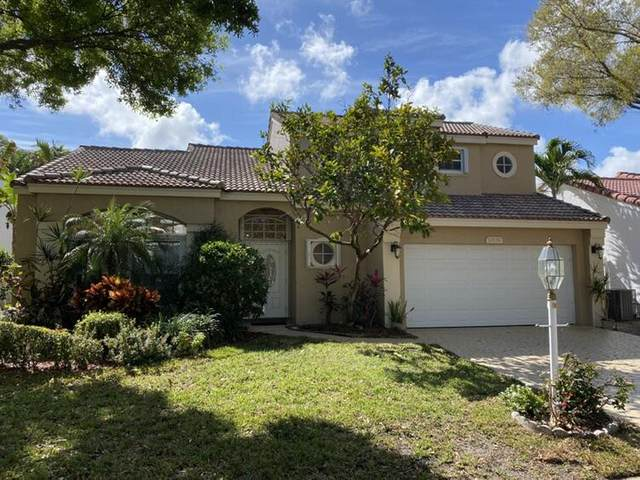 10156 Aspen Way, Palm Beach Gardens, FL 33410 (#RX-10691229) :: Realty One Group ENGAGE