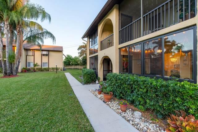 316 Pine Ridge Circle D-1, Greenacres, FL 33463 (#RX-10691543) :: Ryan Jennings Group