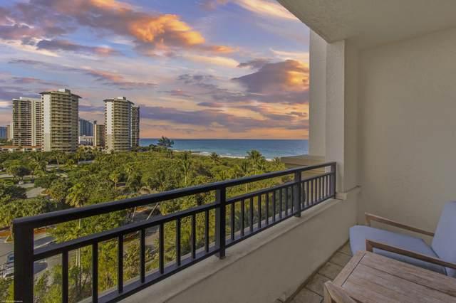 3800 N Ocean Drive #805, Singer Island, FL 33404 (#RX-10691836) :: Signature International Real Estate