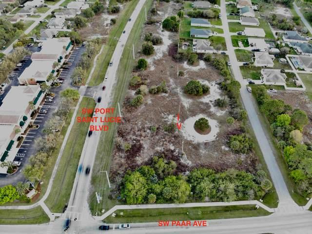 814 SW Paar Drive, Port Saint Lucie, FL 34953 (MLS #RX-10692017) :: Castelli Real Estate Services