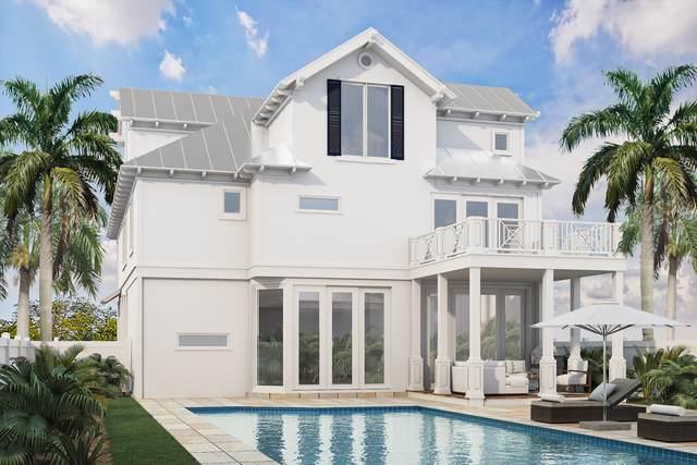 2495 N Highway A1a Highway N #27, Hutchinson Island, FL 34949 (MLS #RX-10692291) :: Dalton Wade Real Estate Group