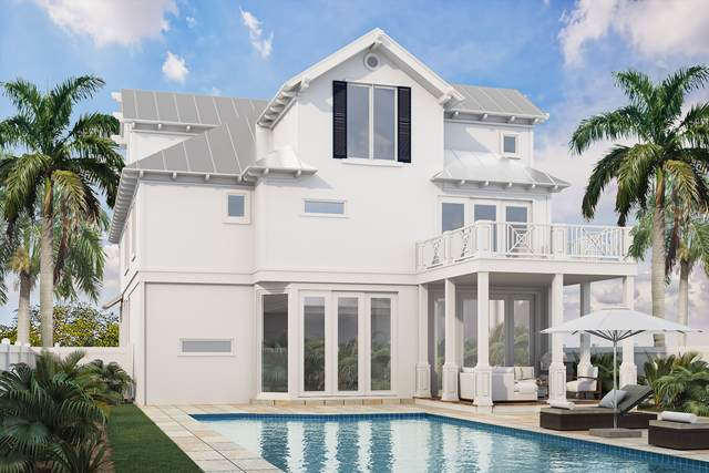 2495 N Highway A1a Highway N #31, Hutchinson Island, FL 34949 (MLS #RX-10692292) :: Dalton Wade Real Estate Group