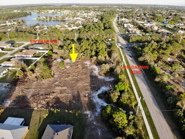 0 Darwin Boulevard, Port Saint Lucie, FL 34953 (MLS #RX-10692637) :: Castelli Real Estate Services