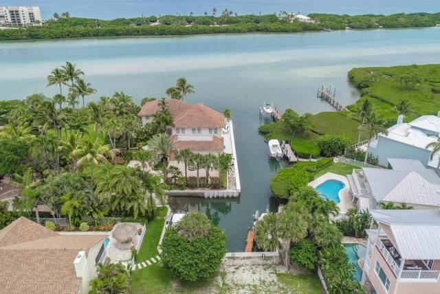 00000 Harbor Road S, Tequesta, FL 33469 (MLS #RX-10693095) :: Castelli Real Estate Services
