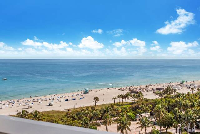 2201 Collins Avenue #1204, Miami Beach, FL 33139 (#RX-10693190) :: Treasure Property Group