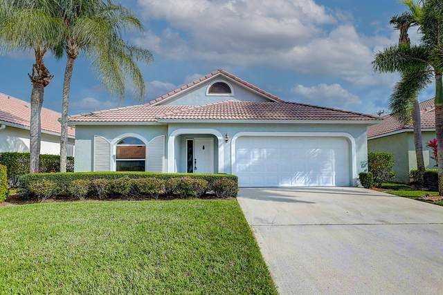 4361 SE Scotland Cay Way, Stuart, FL 34997 (MLS #RX-10693364) :: Berkshire Hathaway HomeServices EWM Realty