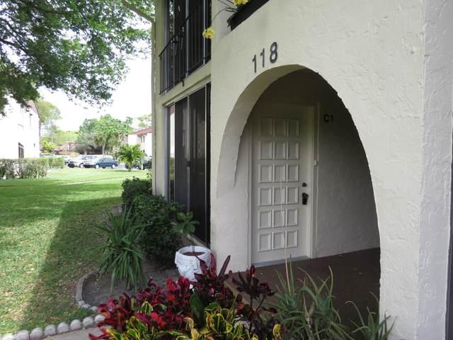 118 Lake Pine Circle C1, Greenacres, FL 33467 (#RX-10693433) :: Ryan Jennings Group