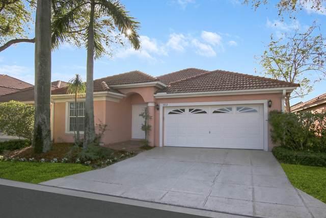 1012 Aspri Way, Riviera Beach, FL 33418 (MLS #RX-10693732) :: Castelli Real Estate Services
