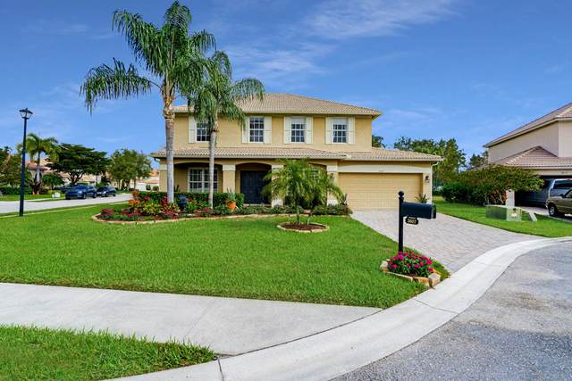 3607 Burchs Cove, West Palm Beach, FL 33411 (MLS #RX-10693909) :: Castelli Real Estate Services