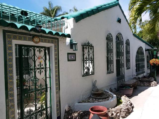 1828 SW 14th Terrace, Miami, FL 33145 (#RX-10693923) :: Posh Properties