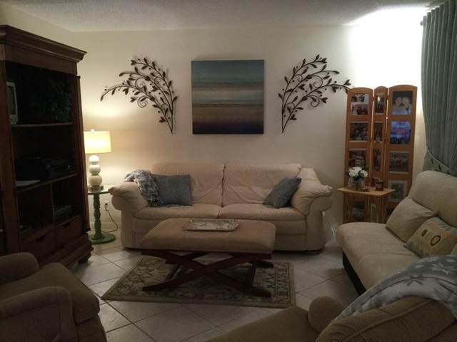 108 Greenbrier B, West Palm Beach, FL 33417 (MLS #RX-10694280) :: Dalton Wade Real Estate Group