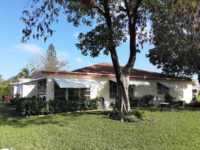 4530 NW 4th Street D, Delray Beach, FL 33445 (#RX-10694407) :: Signature International Real Estate