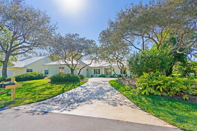 8373 SE Woodcrest Place, Hobe Sound, FL 33455 (#RX-10694566) :: Baron Real Estate