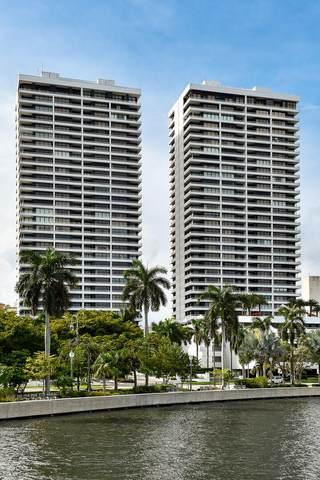 525 S Flagler Drive 22 A & B; Caban, West Palm Beach, FL 33401 (#RX-10694576) :: Ryan Jennings Group