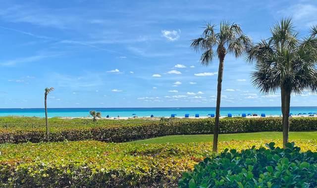 3000 N Ocean Drive 2-E, Singer Island, FL 33404 (#RX-10694627) :: Signature International Real Estate