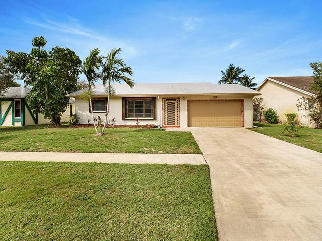 14845 Summersong Lane, Delray Beach, FL 33484 (MLS #RX-10694638) :: Castelli Real Estate Services