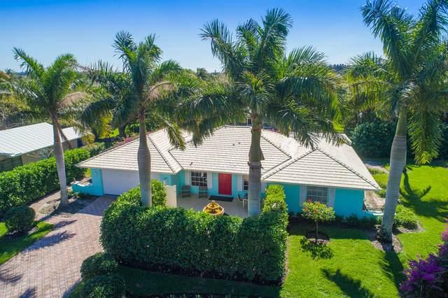 8534 SE Seagrape Way, Hobe Sound, FL 33455 (MLS #RX-10695044) :: Castelli Real Estate Services