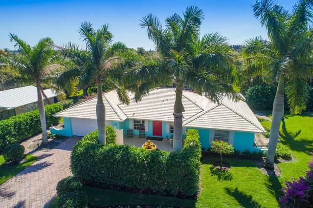 8534 SE Seagrape Way, Hobe Sound, FL 33455 (MLS #RX-10695044) :: Berkshire Hathaway HomeServices EWM Realty