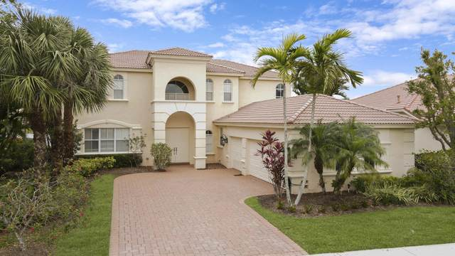 274 Sedona Way, Palm Beach Gardens, FL 33418 (MLS #RX-10695131) :: Castelli Real Estate Services