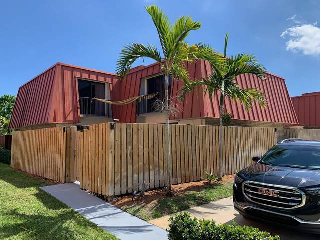 3323 Meridian Way N A, Palm Beach Gardens, FL 33410 (MLS #RX-10695136) :: United Realty Group