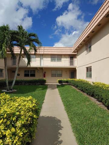 474 Saxony J, Delray Beach, FL 33446 (#RX-10695377) :: Ryan Jennings Group