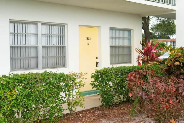 1225 NW 21st Street #1505, Stuart, FL 34994 (#RX-10695386) :: The Rizzuto Woodman Team