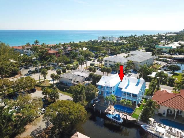 1065 Del Haven Drive, Delray Beach, FL 33483 (#RX-10695399) :: Michael Kaufman Real Estate