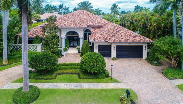 17555 Lake Estates Drive, Boca Raton, FL 33496 (#RX-10695450) :: Signature International Real Estate