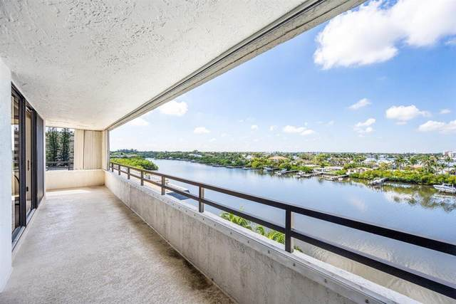 3555 S Ocean Boulevard #612, South Palm Beach, FL 33480 (MLS #RX-10695547) :: Berkshire Hathaway HomeServices EWM Realty