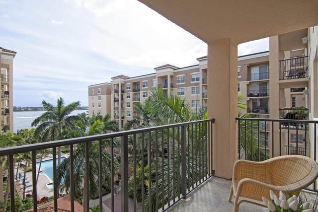 1801 N Flagler Drive #721, West Palm Beach, FL 33407 (#RX-10695555) :: The Power of 2 | Century 21 Tenace Realty