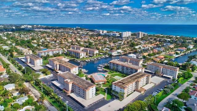 2809 Florida Boulevard #109, Delray Beach, FL 33483 (#RX-10695624) :: Treasure Property Group