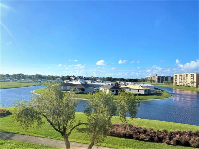 14476 Amberly 402 Lane #402, Delray Beach, FL 33446 (#RX-10695645) :: Realty One Group ENGAGE