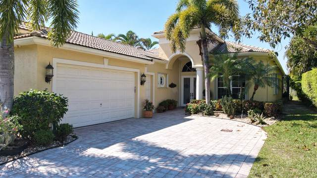 4119 Manchester Lake Drive, Lake Worth, FL 33449 (#RX-10695683) :: Posh Properties