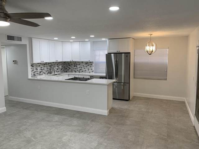 12 Burgundy A #12, Delray Beach, FL 33484 (#RX-10695992) :: Signature International Real Estate