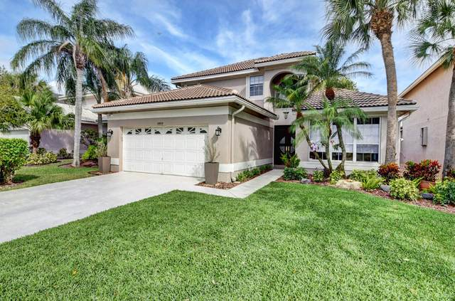 10869 Old Bridgeport Lane, Boca Raton, FL 33498 (MLS #RX-10696021) :: Castelli Real Estate Services