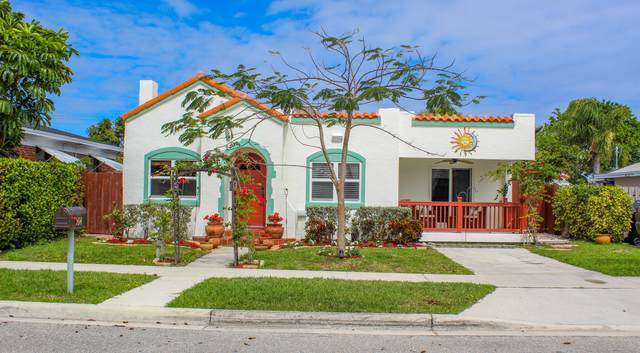 164 Yale Drive, Lake Worth Beach, FL 33460 (#RX-10696047) :: Treasure Property Group