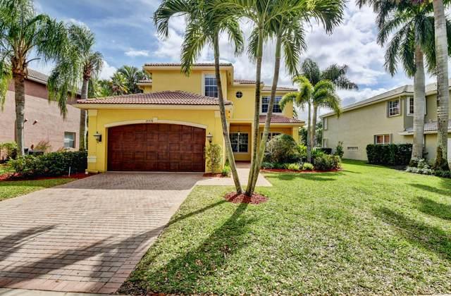 15978 Mataro Bay Court, Delray Beach, FL 33446 (MLS #RX-10696095) :: Castelli Real Estate Services